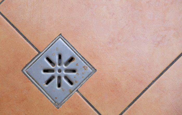 Floor drain backs up