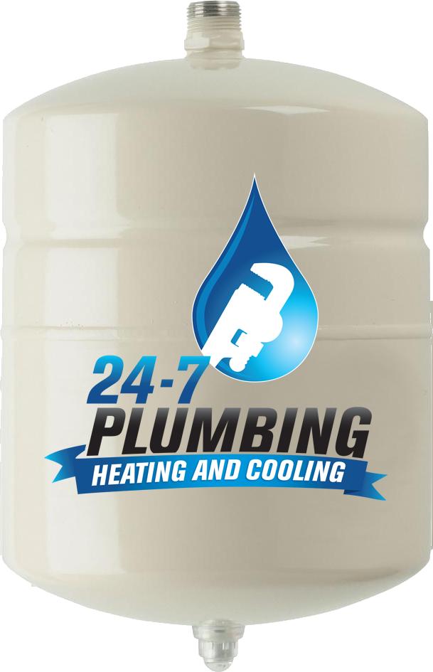 24-7 Plumbing expansion tank