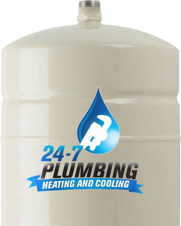 24-7 plumbing heating and cooling expansion tank