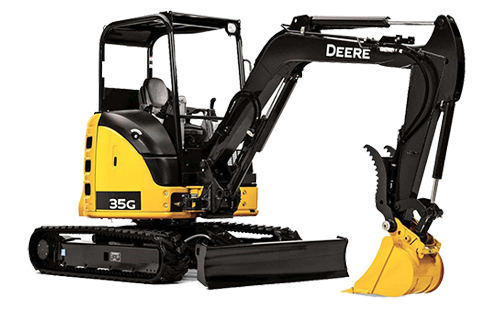 Mini Excavator Digging Services Westfield IN